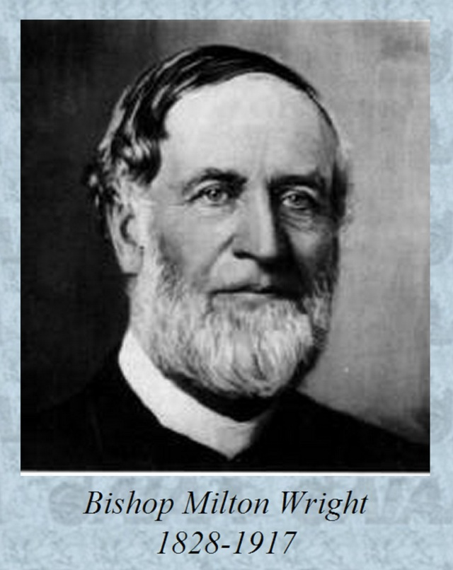 Bishop Milton Wright